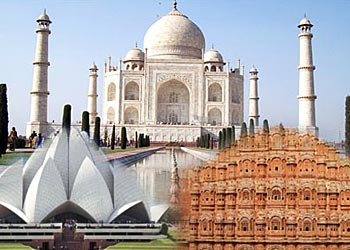 Agra Jaipur Delhi 3 Nights 4 Days