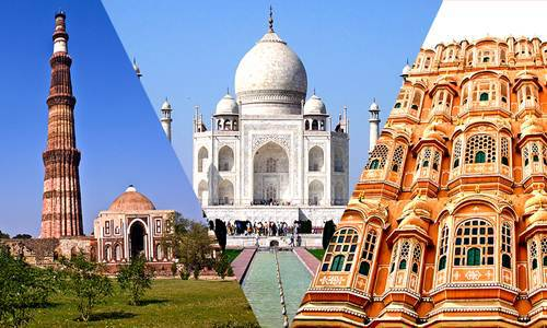 Delhi Agra Jaipur 3 Nights 4 Days