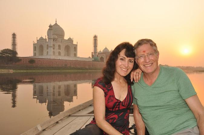 Overnight Agra with Cooking Demo
