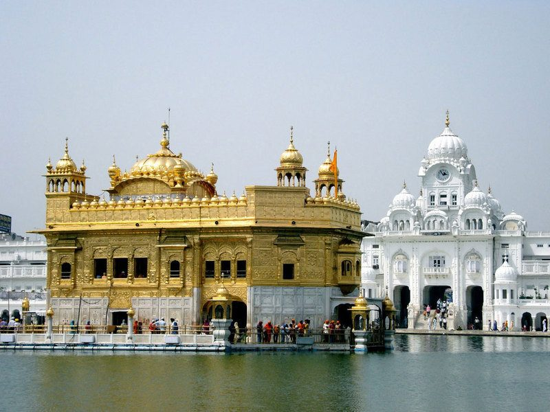 Golden Triangle with Amritsar